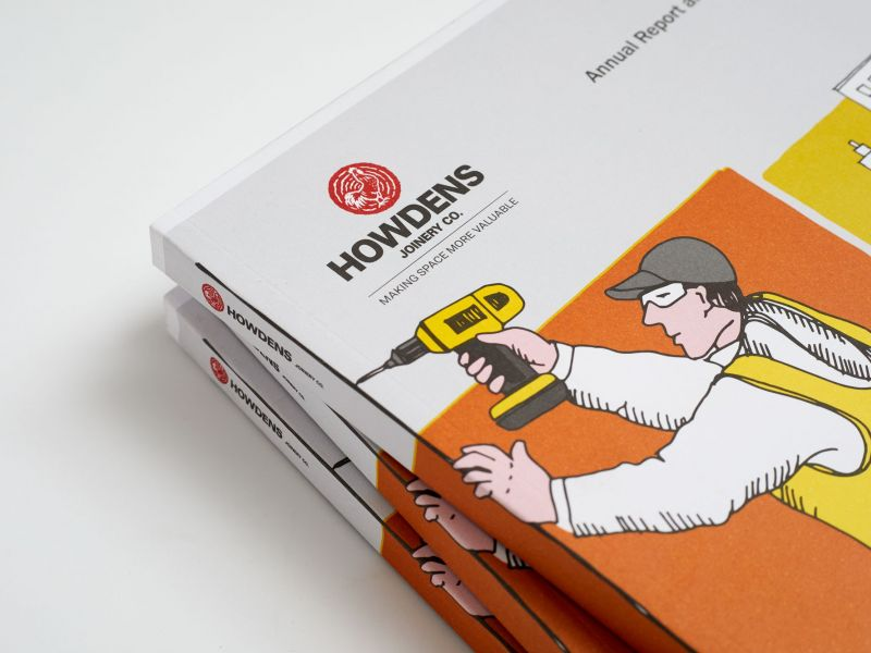 Howdens Annual Report 2017